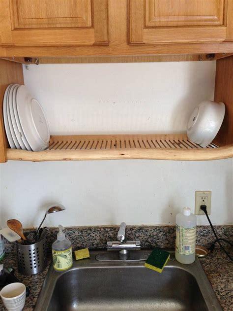 organizers  dish drainers images  pinterest dish drying racks kitchens  dish