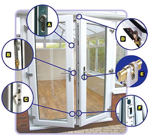 how to make patio doors more secure just value doors