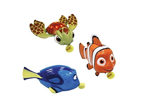 Finding Dory, Nemo & Squirt Mini Pool Toy