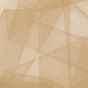 54'' Apparel Grade Tulle Beige - Discount Designer Fabric