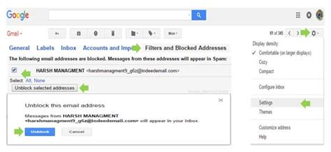how to block mail on iphone block someone on gmail from desktop pc android or iphone