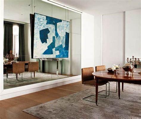 espejo comedor c 243 mo emplear espejos para agrandar tu casa ideas decoradores