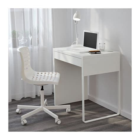 table bureau ikea micke desk white 73x50 cm ikea