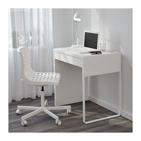 bureau ikea micke micke desk white 73x50 cm ikea