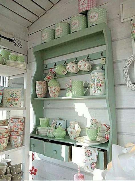 vintage shabby chic decor 28 ideas para decorar una cocina al estilo vintage verte bella
