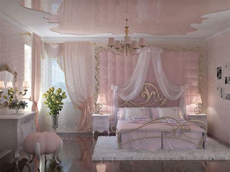 Gray Bedrooms, Vintage Style Bedroom Ideas Light Pink