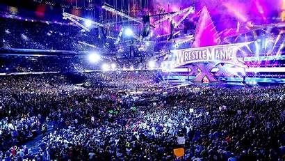 Wrestlemania Wrestling Wwe 34 Biggest Crowd Xxx