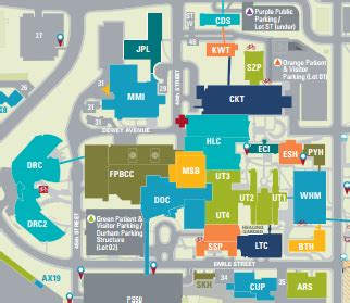 unmc campus map earth map