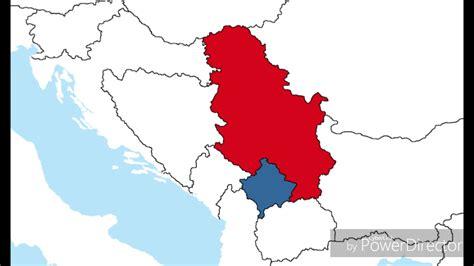 Velika Srbija Simulacija - YouTube