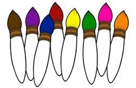 one of our fun file folder games is the paint brush color match game everyone plays with this