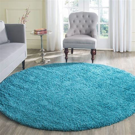 and turquoise rug safavieh laguna shag turquoise 6 ft 7 in x 6 ft 7 in