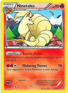 Ninetales -- Primal Clash Pokemon Card Review | Primetime ...