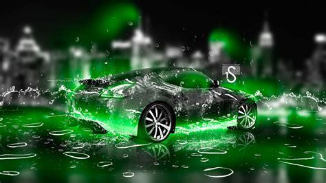 Neon Green Hd Wallpaper