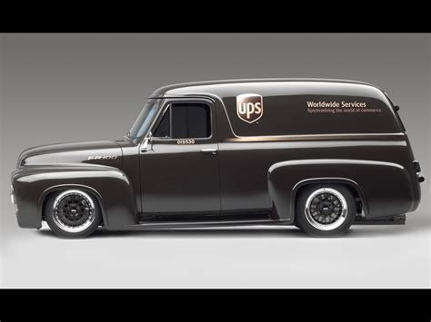 The New Ups Trucks Coming Out Lol Classic Ford F 100