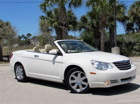 2010 Chrysler Sebring Convertible For Sale by 2010 Sebring Convertible For Sale Savings From 5 239