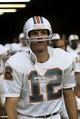 CIRCA 1970's: Quarterback Bob Griese of the Miami Dolphins ...