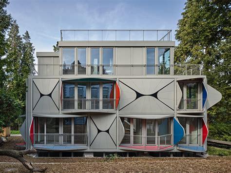unexpected modern architecture  zurich