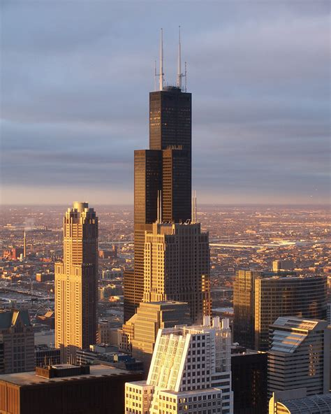 Sears Tower Renovation (now Willis Tower) American