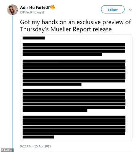 redacted mueller report spawns countless memes daily
