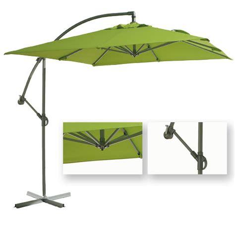 parasol deporte vert anis parasol d 233 port 233 2 40x2 40m vert anis oogarden