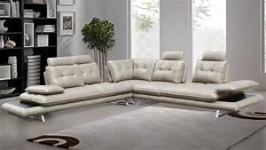 Canapé Imitation Cuir : canape d 39 angle relax xl imitation cuir fonction relax kosveg mobilier moss ~ Teatrodelosmanantiales.com Idées de Décoration
