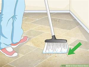 3 Ways to Clean Natural Stone - wikiHow