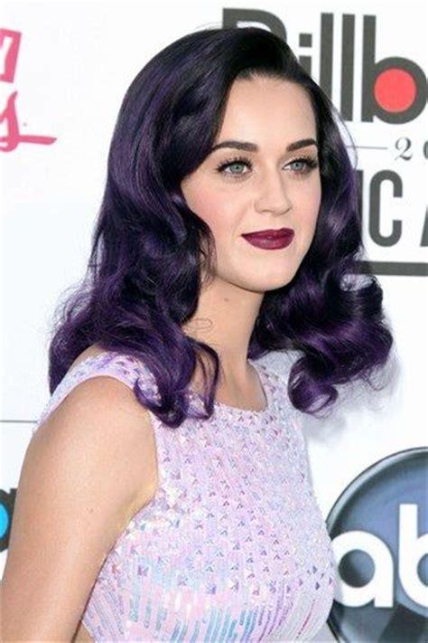 Best 25 Katy Perry Purple Hair Ideas On Pinterest