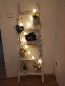 Deko Leiter Holz : die 42 besten bilder von leiter deko in 2019 ladders old ladder und christmas decor ~ Eleganceandgraceweddings.com Haus und Dekorationen