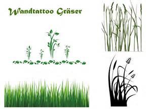 garten sprüche wandtattoo gras gräser grashalme