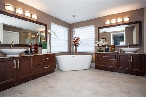 contemporary bathroom idea come true