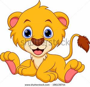 Baby Lion Stock Images, Royalty-Free Images & Vectors ...