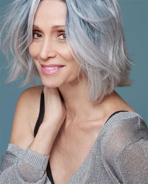 You can't try on different hairstyles like a. Best Hairstyles for Women Over 50 To Transform Your Looks | Paisley Scotland