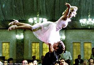 Dirty Dancing lift voted best movie dance moment of all ...