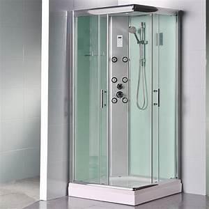 Cabine De Douche Hydromassante : cabine de douche hydromassante d 39 angle ~ Dailycaller-alerts.com Idées de Décoration