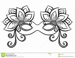 Pretty Fairy Mask Template Photos >> Couple Of Mask To Wear On Mardi ...