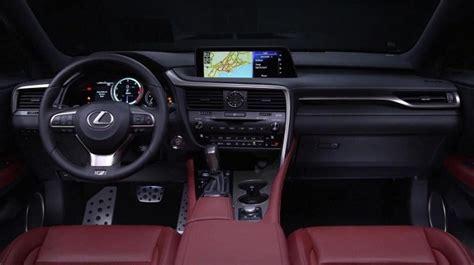 white lexus 2017 interior 2017 lexus rx 350 interior theautoweek