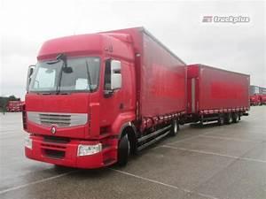 Renault Trets : camion remorque d occasion renault trucks renault trucks ~ Gottalentnigeria.com Avis de Voitures