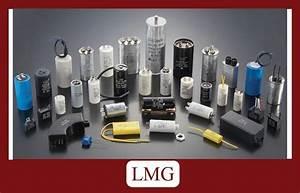 China Lmg Brand Motor Capacitor