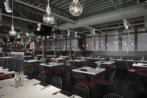 wonderful canteen design  cool hangout place