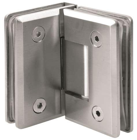 shower door hinges 90 176 glass to glass hinge shower door glass productions uk