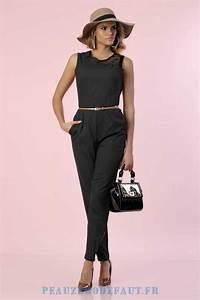 Combinaison Pantalon Femme Mariage : acheter combinaison pantalon noire rgf5a33ij66t ~ Carolinahurricanesstore.com Idées de Décoration
