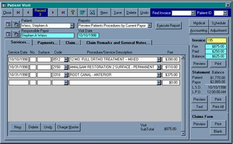 dental office software source code included