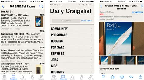 craigslist iphone 5 best craigslist apps for iphone and how to buy and