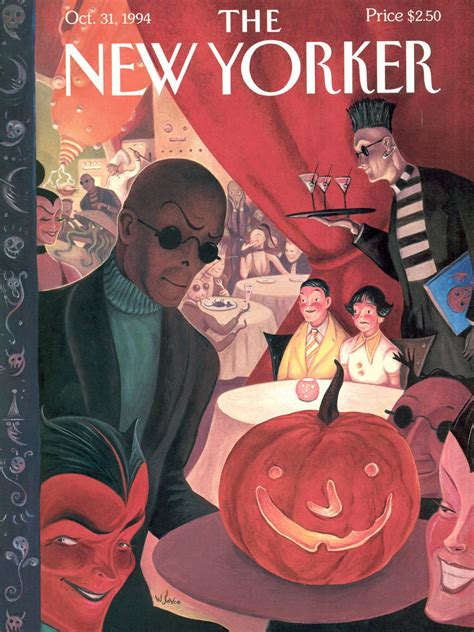 The New Yorker - Monday, October 31, 1994 - Issue # 3632 ...