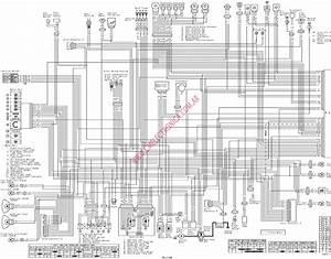 Diagrama Kawasaki Z1000
