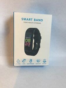 Smart Band Your Health Steward | eBay