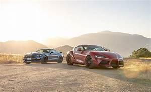 2020 Supra vs. 2019 Mustang GT350 as Better Driver's Machine? (Car and Driver) | SupraMKV - 2020 ...