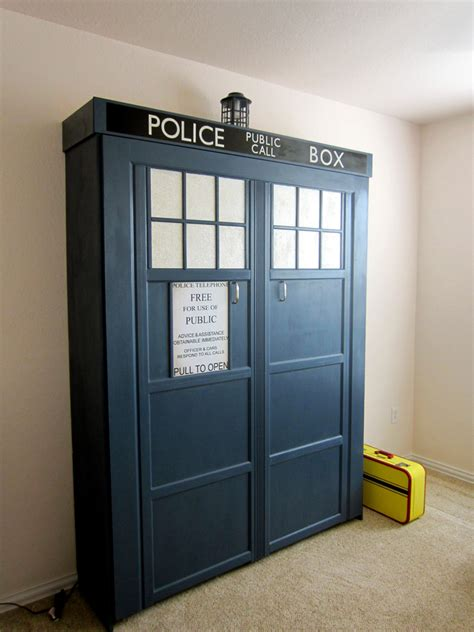 how do you make a door into a swinging bookcase how to make tardis murphy bed diy crafts handimania