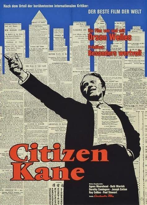 citizen kane poster pesquisa google citizen kane