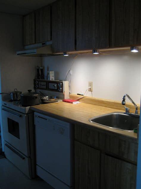 improve your kitchen counter lighting ikea hackers